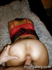 wife anal