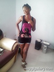 Nice ebony girl Juliana from Ghana