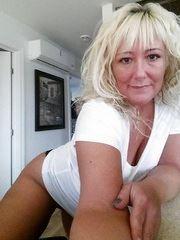 Nice blonde milf