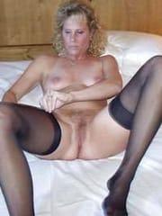 Wife slut show her cunt