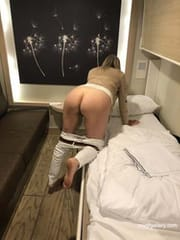Slut on the way