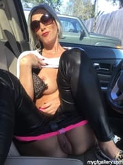 My blonde slut who likes suck