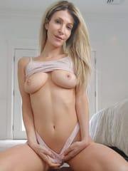 Blonde wife Jill