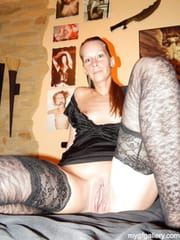 German slut Andrea S