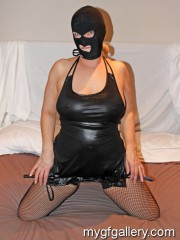 Wet and submissive wife