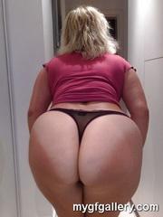 Brigitte with big butt