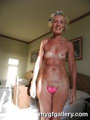 My blonde mature friend Brenda