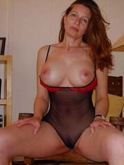 German milf Anita with big tits