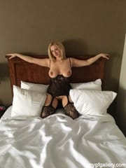 My wife Tanya with big nipples