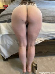 Sexy milf with big ass